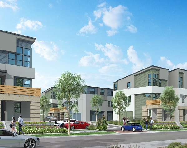 THE TRUE LIFE COMPANIES SELLS 3.6 ACRE PARCEL FOR 89 CONDOMINIUMS TO HOME BUILDER TOLL BROTHERS IN MILPITAS, CA
